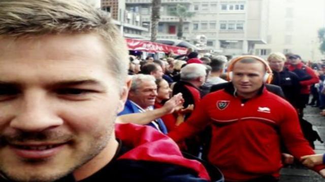 VIDEO. H Cup : Découvrez les coulisses des débuts du RCT grâce à Drew Mitchell