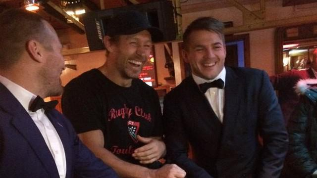 VIDEO. INSOLITE. Drew Mitchell et Matt Giteau s'amusent à piéger Jonny Wilkinson