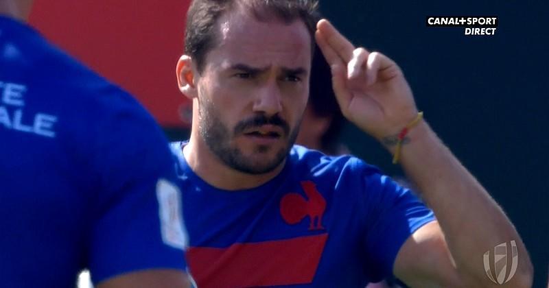 Dubaï 7s - Terry Bouhraoua montre qu'il a toujours des cannes avec un triplé ! [VIDEO]