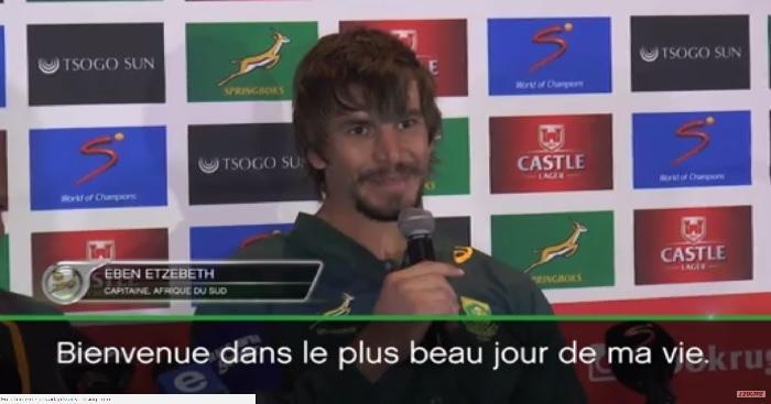Guy Novès fier de ses joueurs, dure réalité pour Yannick Bru et plus beau jour de la vie d'Etzebeth : Les réactions après le 3ème Test Match des Bleus