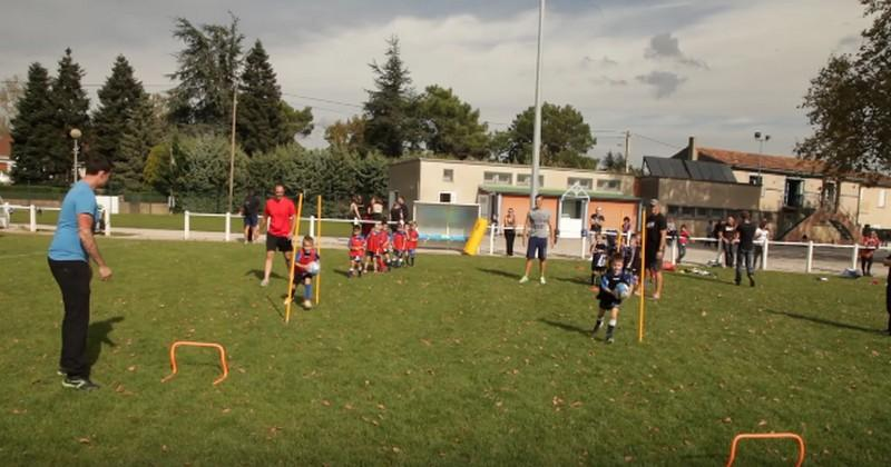 Ecole de rugby - Nouveau calendrier et mise en avant des contacts aménagés