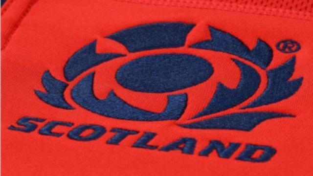PHOTOS. Le XV d'Ecosse dévoile son nouveau maillot... rouge