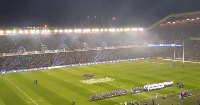 VIDEO. REPORTAGE - Ecosse vs Nouvelle-Zélande depuis les tribunes de Murrayfield
