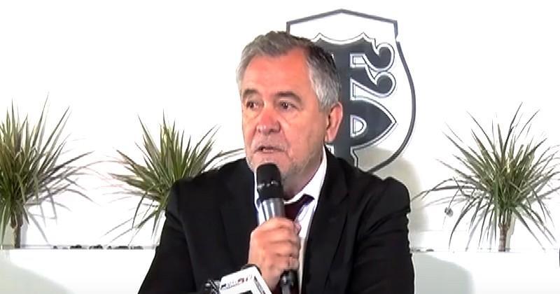 Elections LNR. René Bouscatel officiellement dans la course à la succession de Paul Goze