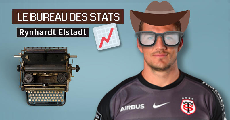 Comment Rynhardt Elstadt est-il devenu une pièce essentielle du Stade Toulousain ?