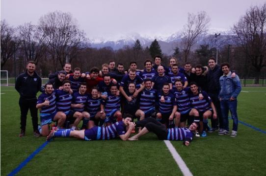 Victoire au bout du suspense du XV Emmêlé de Grenoble Ecole de Management