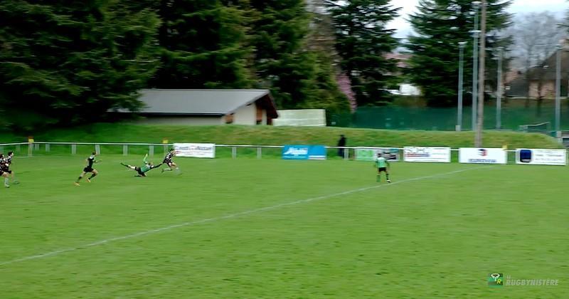 AMATEUR - En 2015, il sauvait son club avec un essai hallucinant de 100m à la 79e [VIDEO]