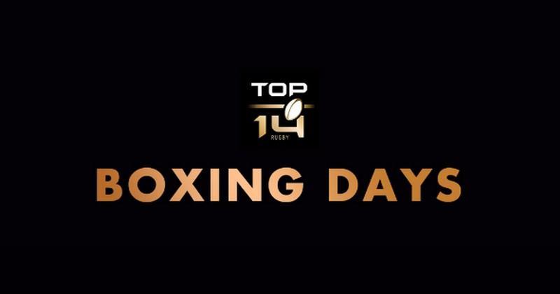 Top 14 - un match de la 13e journée diffusé en clair lors des Boxing Days