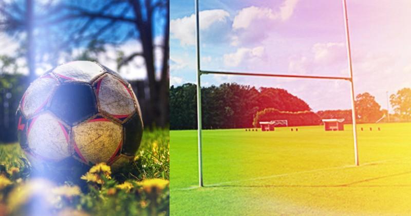 En Belgique, rugbymen et footballeurs s'allient pour la bonne cause face au Coronavirus