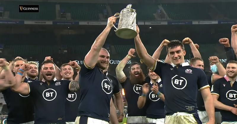 6 Nations 2021. En cas de victoire face au Pays de Galles, l'Écosse pourrait encore réécrire l'histoire - Le Rugbynistère