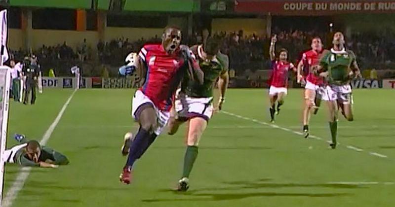 En laissant Bryan Habana sur place, Takudza Ngwenya a-t-il inscrit l'essai le plus mythique du Mondial 2007 ?