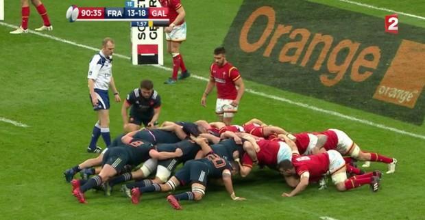 Pourquoi un essai n'a t-il pas été accordé contre le Pays de Galles ?
