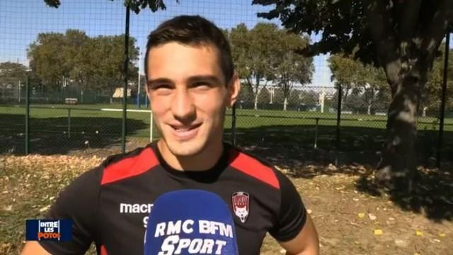 VIDEO. Top 14 -  Lyon. Entre études et rugby, Baptiste Couilloud s'épanouit