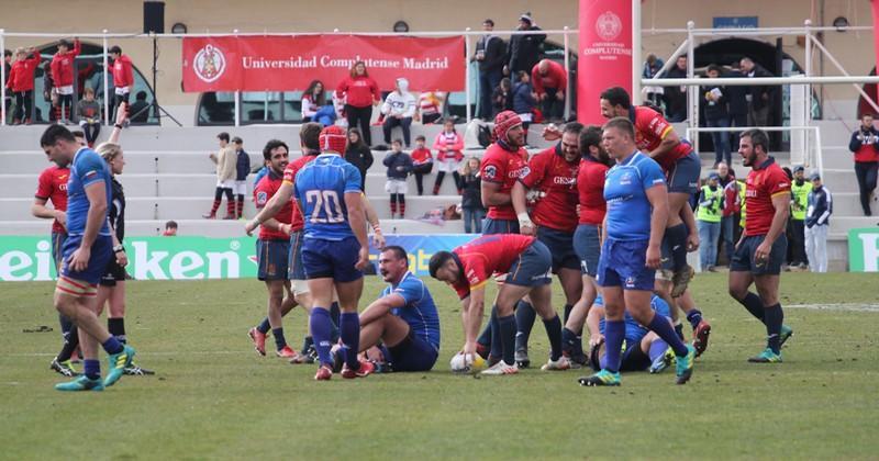 On a été voir pour vous...Espagne vs Russie dans le Rugby Europe Championship