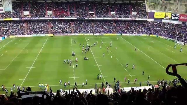 VIDEO. Le rugby espagnol en fête après la finale historique de la Copa del Rey