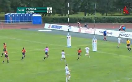 Rugby à 7 : Les Françaises ratent le coche à Brive