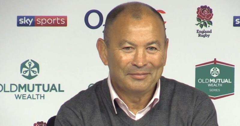 Pour Eddie Jones, ''le rugby n'est plus un sport dangereux''