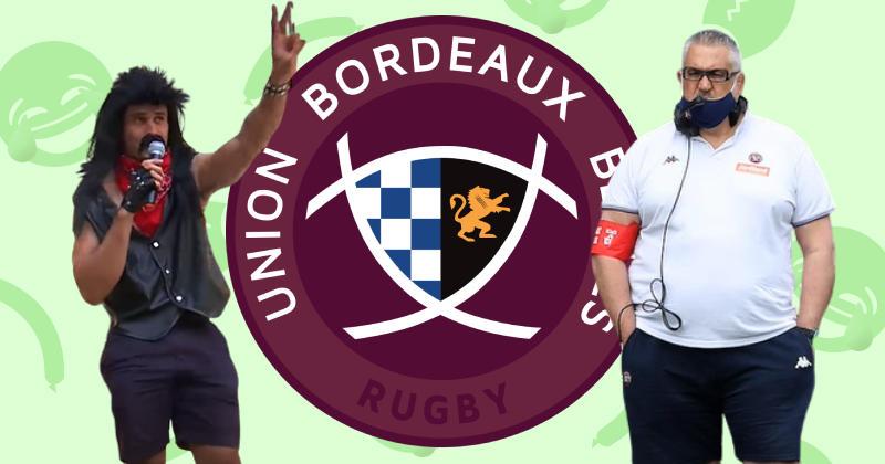 EXCLU. ''Panique à Bordeaux'', le single de Nans Ducuing en hommage à Christophe Urios !