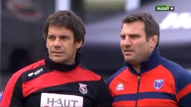 Top 14 - Fabrice Landreau et Grenoble, c'est fini