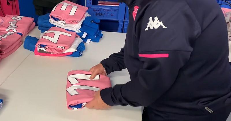 Face à Toulon, le Stade Français jouera avec un maillot unique en hommage à Christophe Dominici