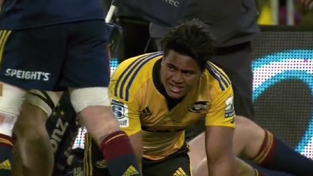 VIDÉO. FAIL : L'incroyable raté de Julian Savea en finale du Super Rugby