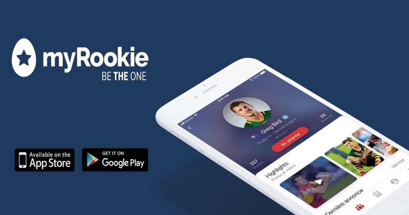 Fais-toi recruter par un club pro grâce à l'application myRookie