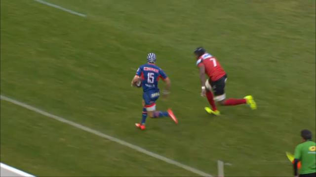 VIDEO. Top 14. Grenoble enfonce Oyonnax avec le festival de Gio Aplon