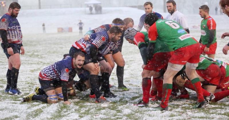 Rugby Amateur : les plus belles photos du week-end, épisode 7