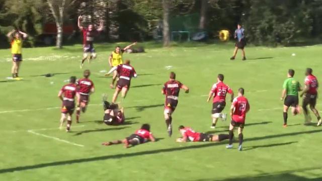 RESUME VIDEO. Fédérale 1 - Jean-Prat : Bobigny réalise l'exploit face à Chambéry (33-26)