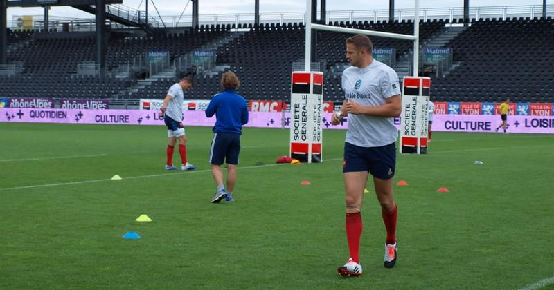 Fédérale 1 - Issoire lorgne les anciens internationaux Christophe Samson et Romain Martial