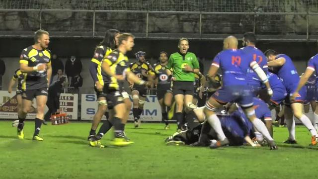 aubenas rugby recrutement