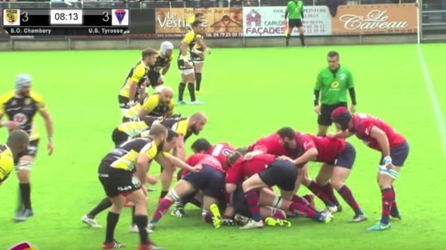 FÉDÉRALE 1. La finale entre Chambéry et Valence d'Agen à suivre en direct vidéo