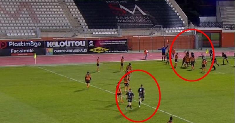 Fédérale 1 : le choc entre Narbonne et Nice sera finalement rejoué !