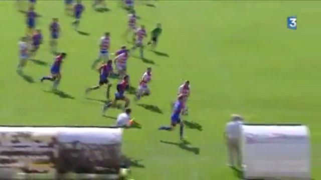 VIDEO. Fédérale 1. Limoges multiplie les superbes actions d'envergure, Aix-en-Provence se rassure