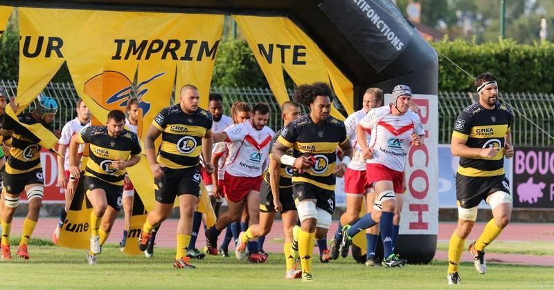 Fédérale 1:Saint-Jean-de-Luz sousle jougalbigeois