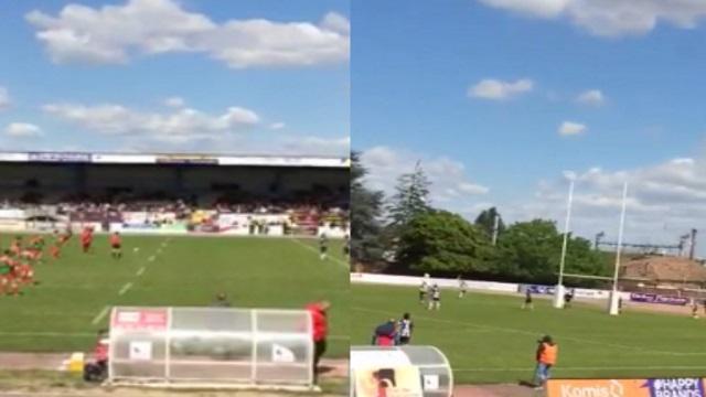 VIDEO. Fédérale 2 : Saint-Sulpice-sur-Lèze s'impose en 16e de finale avec une pénalité de 63 M