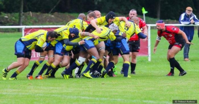 RUGBY AMATEUR : l'USRO Rugby débloque son compteur en Fédérale 2 !