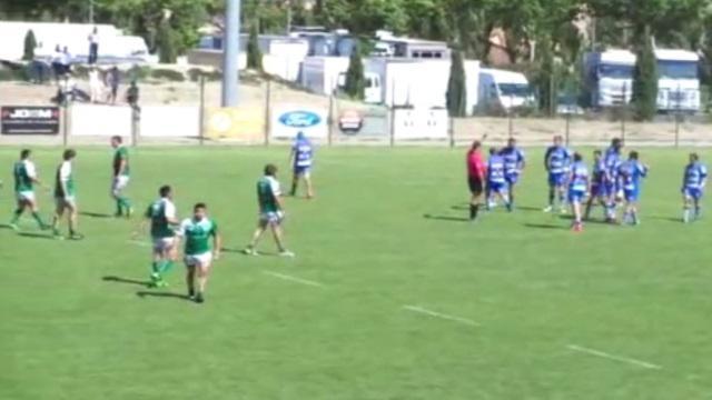 FÉDÉRALE 3. Annecy élimine Peyrehorade lors de la demi-finale rejouée, des violences à la fin du match