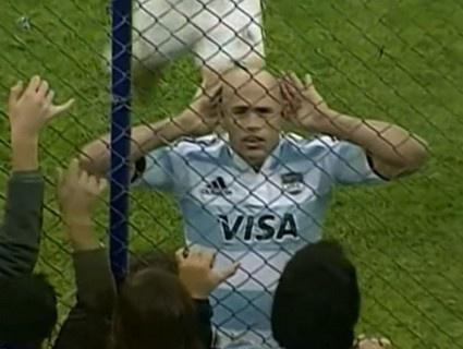 Felipe Contepomi et l'Argentine humilient les Bleus