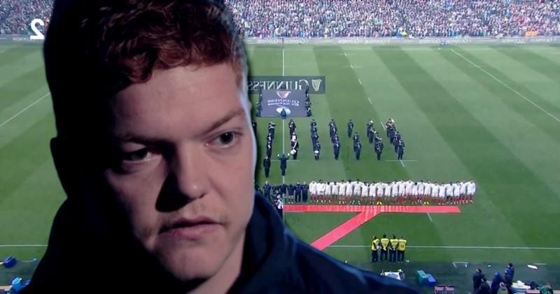 6 Nations 2019 - Félix Lambey se glisse dans l'équipe type malgré la déroute en Irlande