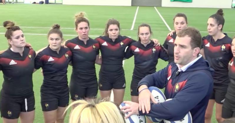 La FFR lance une réforme du rugby féminin sur les quatre prochaines années