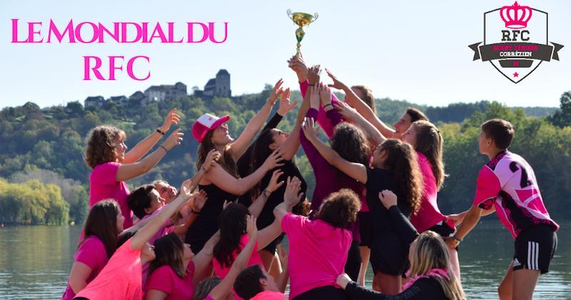 Les joueuses du Rugby Féminin Corrézien lancent la saison des calendriers avec succès