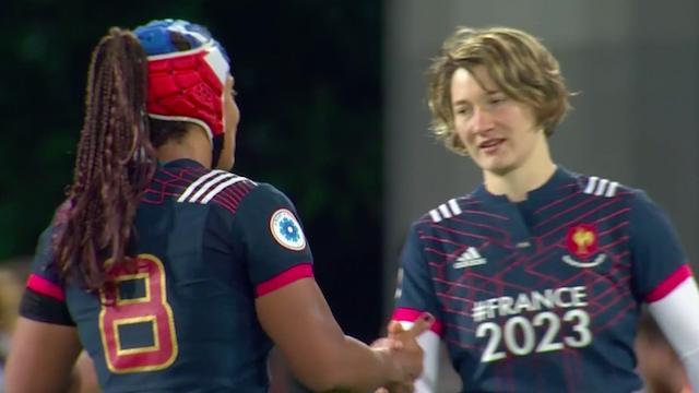 Résumé vidéo. 6 Nations féminin. La belle victoire des Françaises face au Pays de Galles