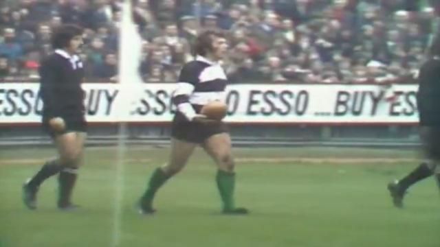 VIDEO. Une ancienne gloire du rugby irlandais s'inquiète de la survie du rugby amateur