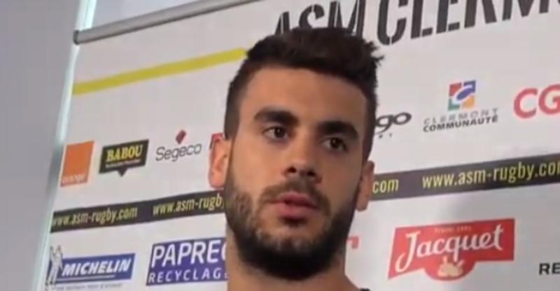 Top 14 - Clermont : Patricio Fernandez opéré du genou