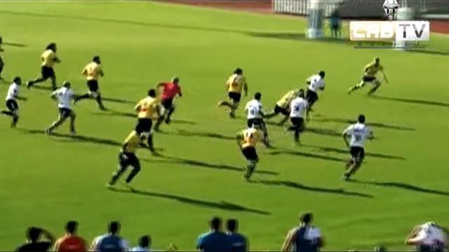 VIDEO. Top 14 - Amical. Radikedike et Mafi s'amusent dans la défense rochelaise