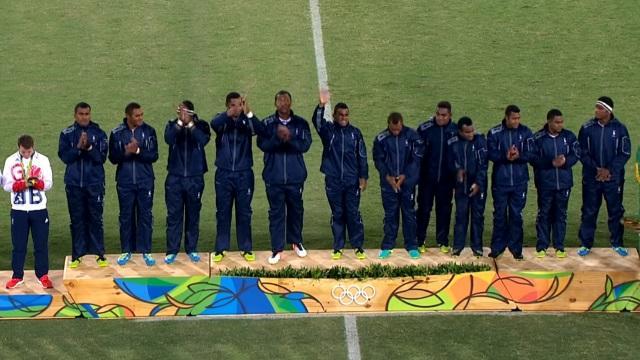 Le nombre de supporters de rugby a grossi de 16,8 millions grâce au 7 olympique