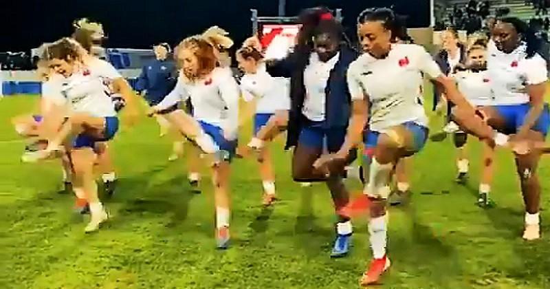 INSOLITE - Les Bleues enflamment le dance-floor limougeaud après leur victoire [VIDEO]
