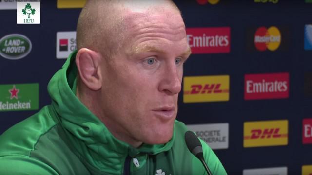Irlande. Fin de carrière internationale et Coupe du monde terminée pour Paul O'Connell