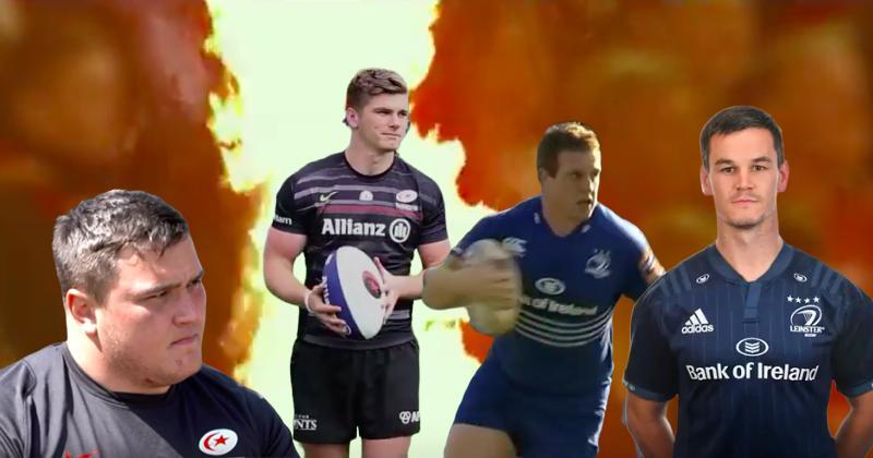 Champions Cup - Les 5 duels à suivre dans cette finale palpitante entre le Leinster et les Saracens !
